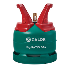 Calor Gas patio 5kg Propane bottle/cylinder Image