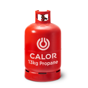 Calor Gas 13kg Propane refillable cylinder Image