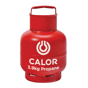 Calor Gas 3.9 kg Propane refillable cylinder Image
