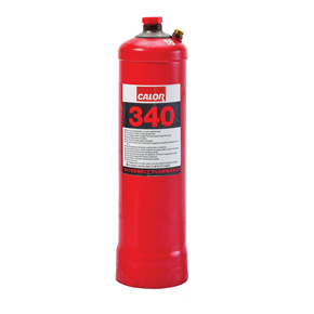 Calor Gas 340g refillable cylinder Image