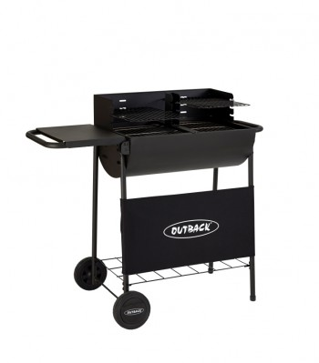 Outback HALF DRUM CHARCOAL OUT370544