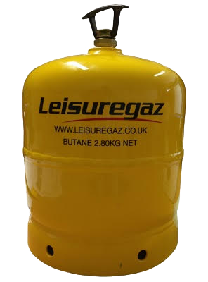 Leisuregaz 007 refillable Butane Cylinder Image