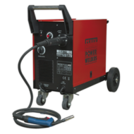 Sealey MIGHTYMIG170 Professional Gas/No-Gas MIG Welder 170Amp 230V with Euro Torch Image