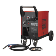 Sealey MIGHTYMIG190 Professional Gas/No-Gas MIG Welder 190Amp with Euro Torch Image