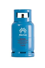 MacGas 7 kg refillable cylinder Cylinder