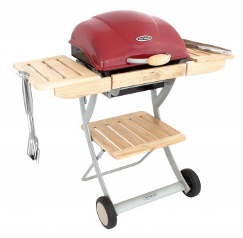 Outback OMEGA 200 CHARCOAL RED OUT370513