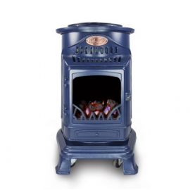 Provence Blue Gas Heater Image