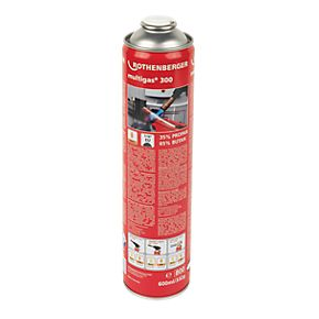 Rothenberger Butane / Propane Mixed Gas Cylinder 336g Image