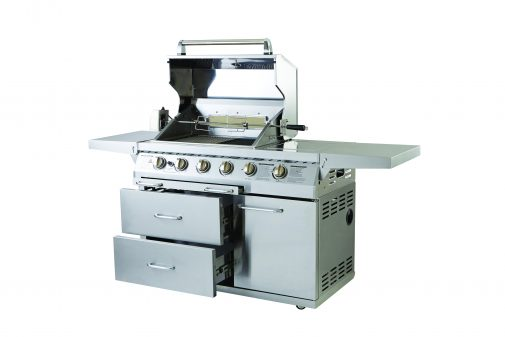 Outback SIGNATURE 4 BURNER GAS OUT370591