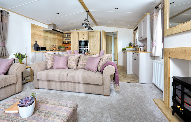 ABI The Ambleside 40 x 13 2b Holiday Home Image