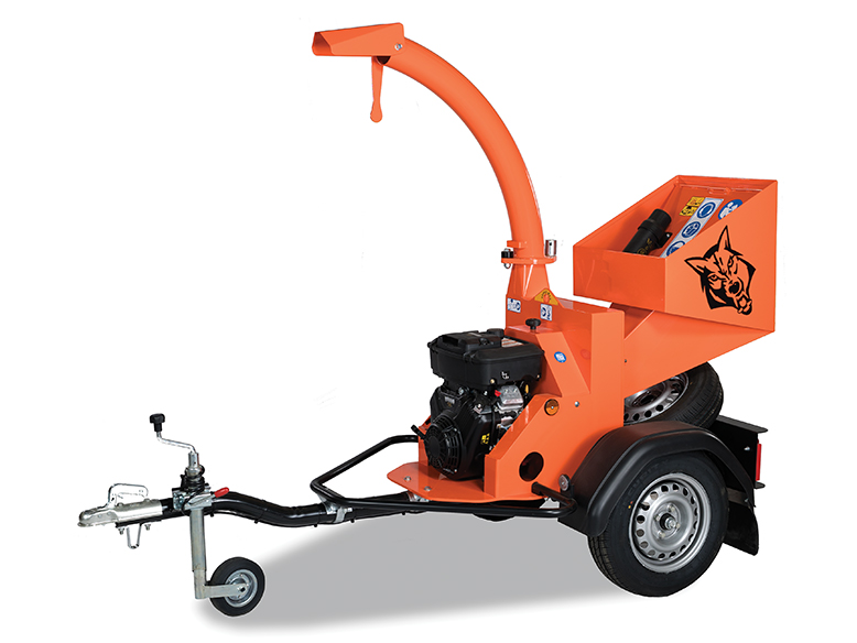TIMBERWOLF 18/100G E/S Wood Chipper Image