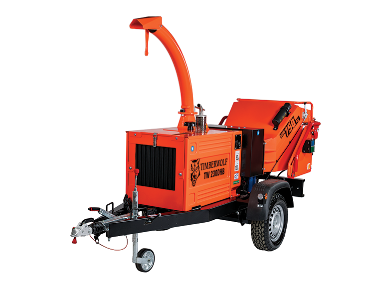 TIMBERWOLF 230DHB Wood Chipper Image