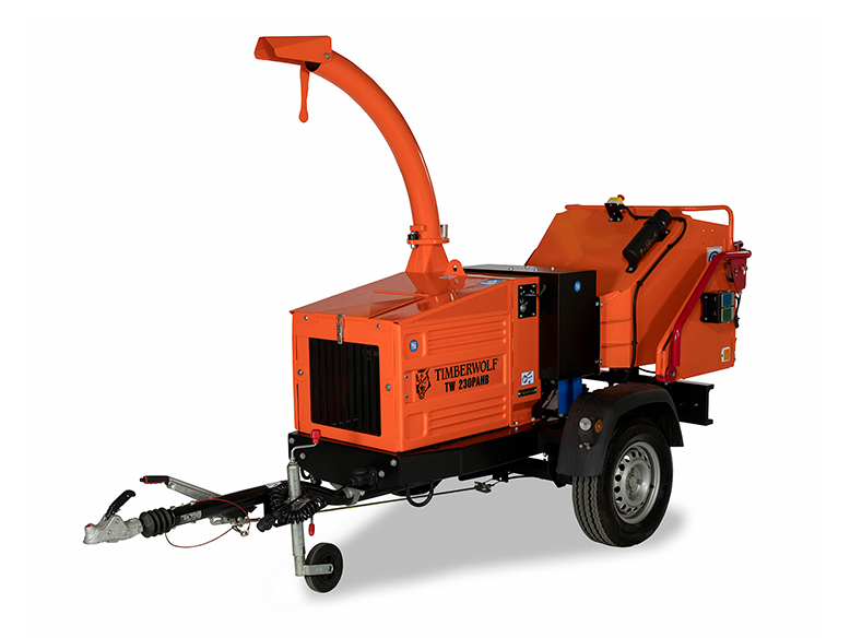 TIMBERWOLF 230PAHB Wood Chipper Image