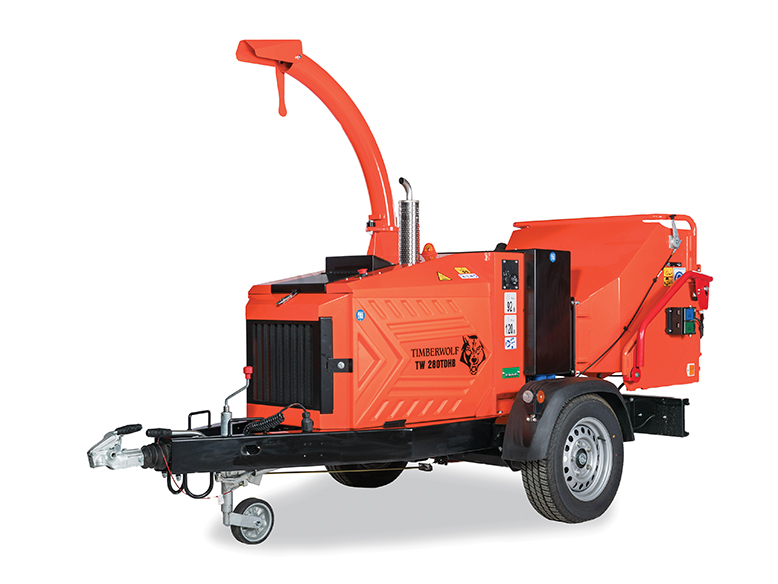 TIMBERWOLF 280TDHB Wood Chipper Image