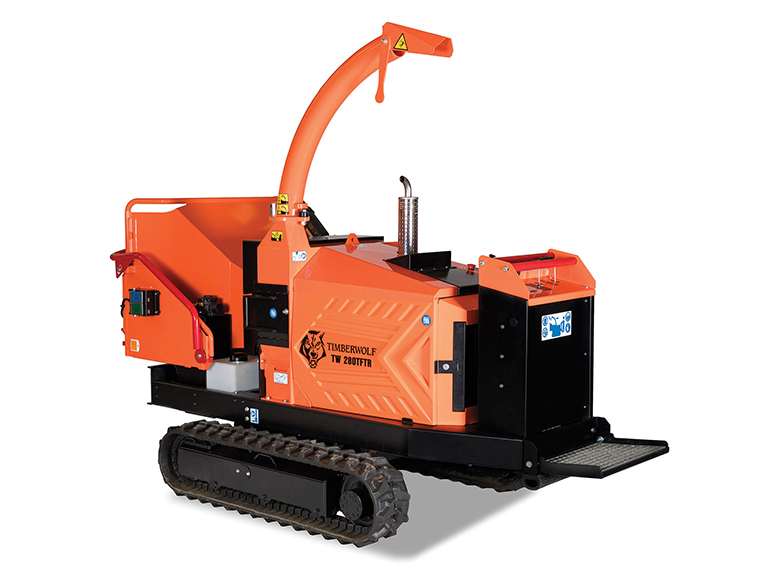 TIMBERWOLF 280TFTR Wood Chipper Image