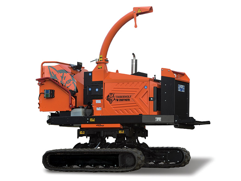 TIMBERWOLF 280TVGTR Wood Chipper Image