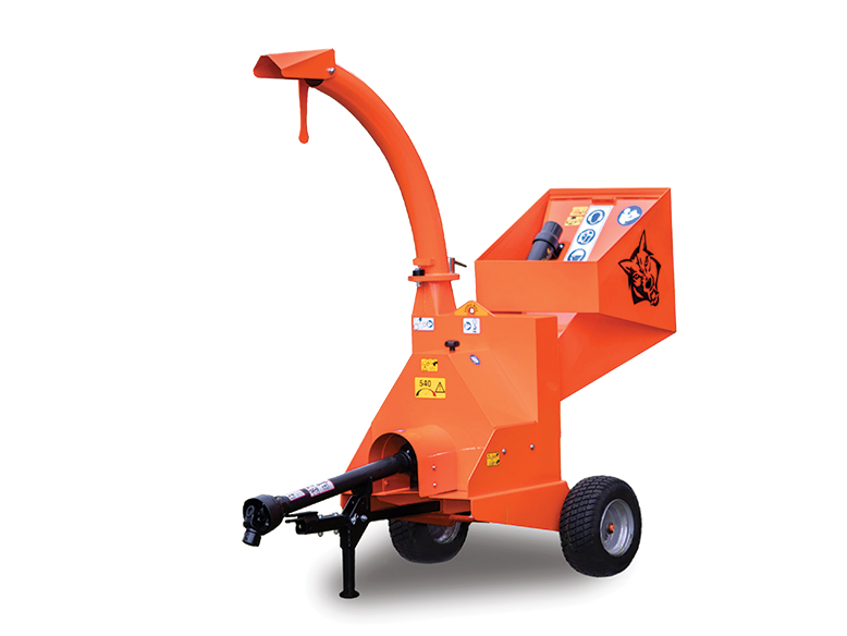 TIMBERWOLF PTO/100G Wood Chipper Image