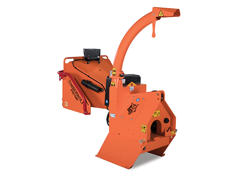 TIMBERWOLF PTO/150H Wood Chipper Image