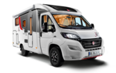 burstner Travel Van Edition 30 Motorhome Image