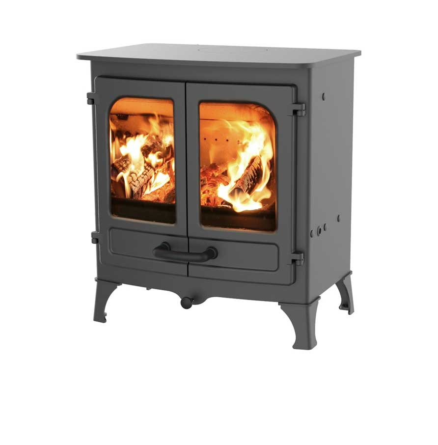charnwood ALL NEW ISLAND stove