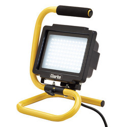 Clarke CL6FS 96LED Portable Work Light With Stand (230V)