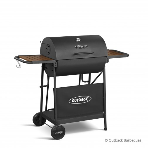 Outback FULL DRUM CHARCOAL OUT370543
