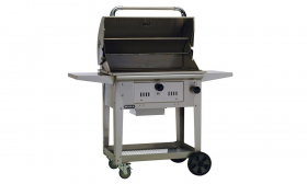 Bull BISON CHARCOAL GRILL CART Barbecue