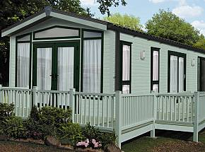 Pemberton Brompton 42 x 13 2b Holiday Lodge Image
