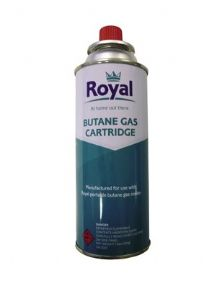 Royal 220g gas cartridge