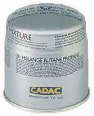 Cadac 190g gas cartridge Image