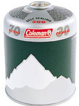 Coleman 500 cartridge