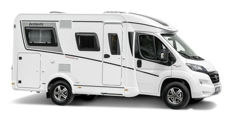 Dethleffs Globebus Low Profile Motorhome