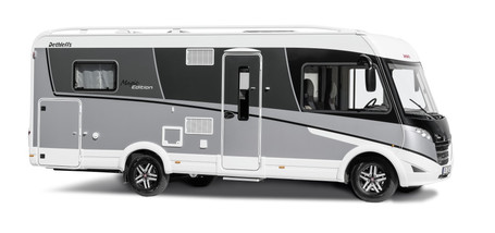 Dethleffs Magic Edition A Class Motorhome Image