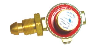 Continental FIXED HIGH PRESSURE PROPANE CYLINDER REGULATOR Image