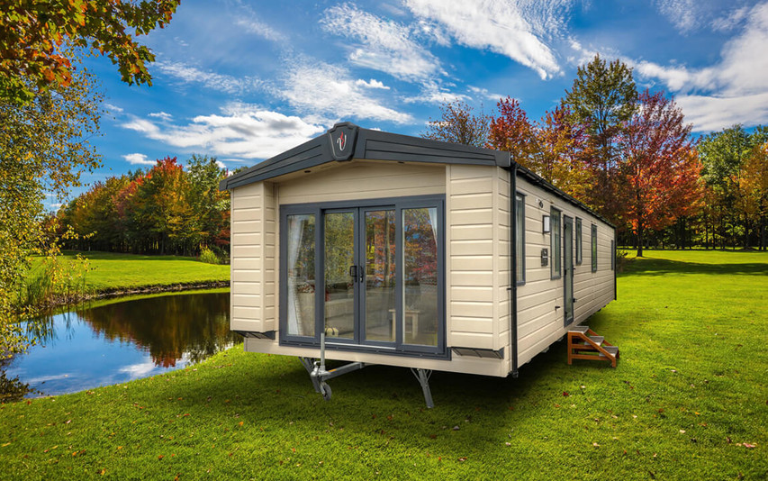 Victory Grovewood Lux 38 x 12.5 2b Holiday Home Image