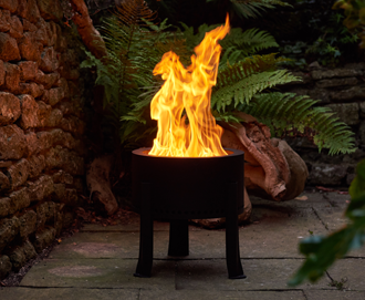 FLAME GENIE Fire Pit Image