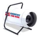 Andrews G33 DV Direct Fired Gas heater