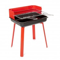 Landmann PORTAGO PORTABLE CHARCOAL BARBECUE - RED 11526 Image
