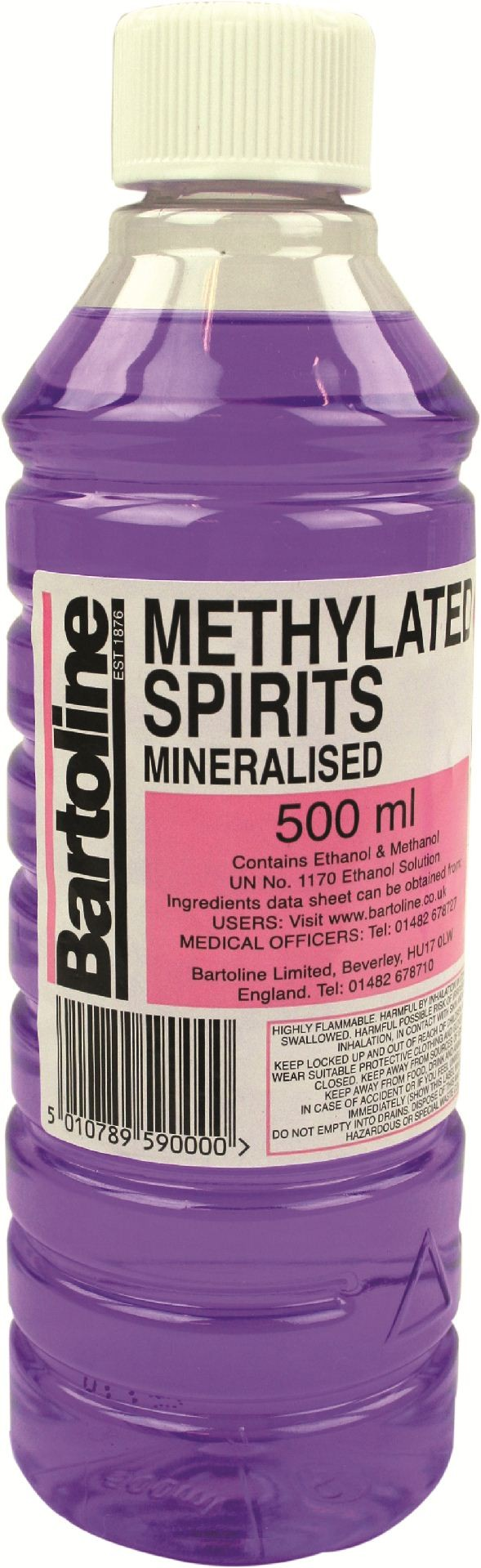 Highlander 500ml Methylated Spirit  Image