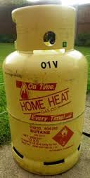 Homeheat 13 kg refillable cylinder Image