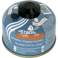 Jetboil Jetpower 100g cartridge