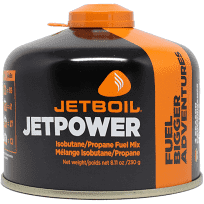 Jetboil Jetpower 230g cartridge