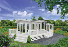 WILLERBY Linear 40 x 13 2b Holiday Home Image