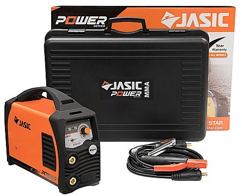 Jasic Power Arc 160 PFC Dual Voltage MMA