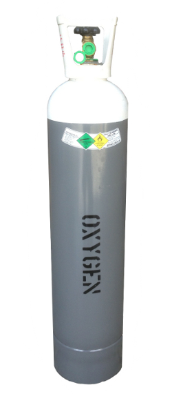 STARGAS Oxygen 20 litre refillable cylinders