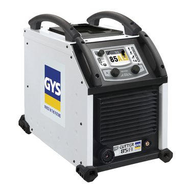 GYS PLASMA CUTTER 85A TRI WITH MT-125 TORCH