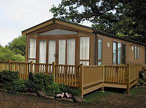 Pemberton Park Lane 43 x 14 2b Holiday Lodge Image