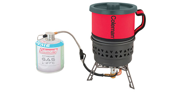 Coleman  FyreStorm® PCS backpacking stove Image