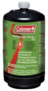 Coleman Propane Cylinder Image
