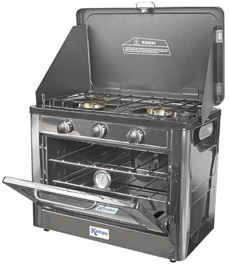 Kampa - Roast Master Oven and Hob Image